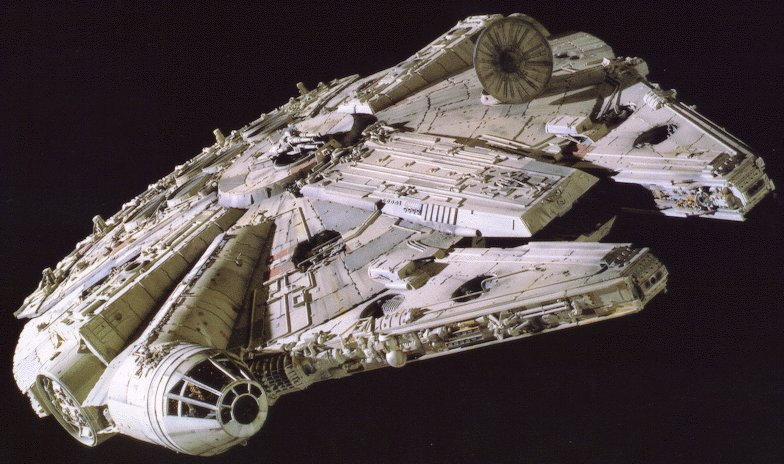 Star Wars: A Wild Millennium Falcon Appears!