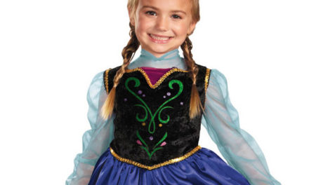 The Perfect Costumes for a Girls' Disney Party