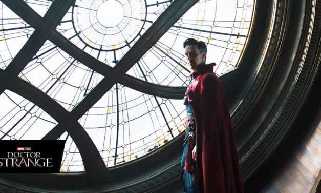 Doctor Strange: Benedict Cumberbatch's Journey