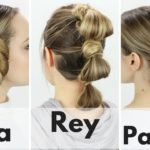3 Iconic Star Wars Hairstyles – Hair Tutorial