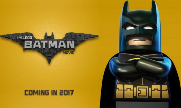 LEGO® Batman Movie Costumes Debut
