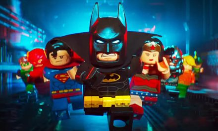 Building a Hero: The LEGO Batman Movie Swings into Action