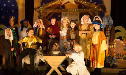 Nativity Costumes for a Very Merry Christmas Play