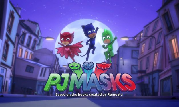 PJ Masks Season 2 Has Arrived!